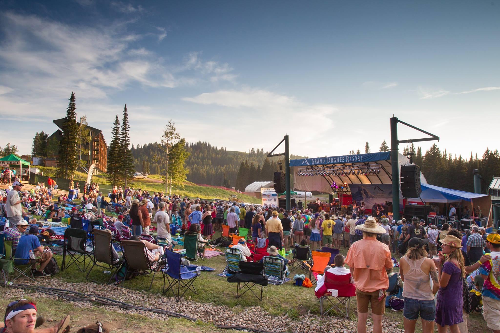 Wyoming Music Festivals Summer 2017 Wyoming Public Media