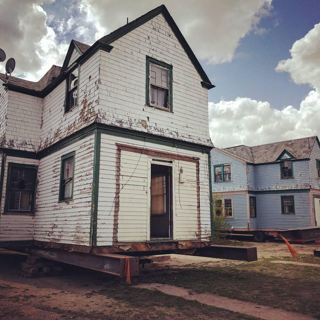 Old Homes On The Move In Cheyenne Wyoming Public Media