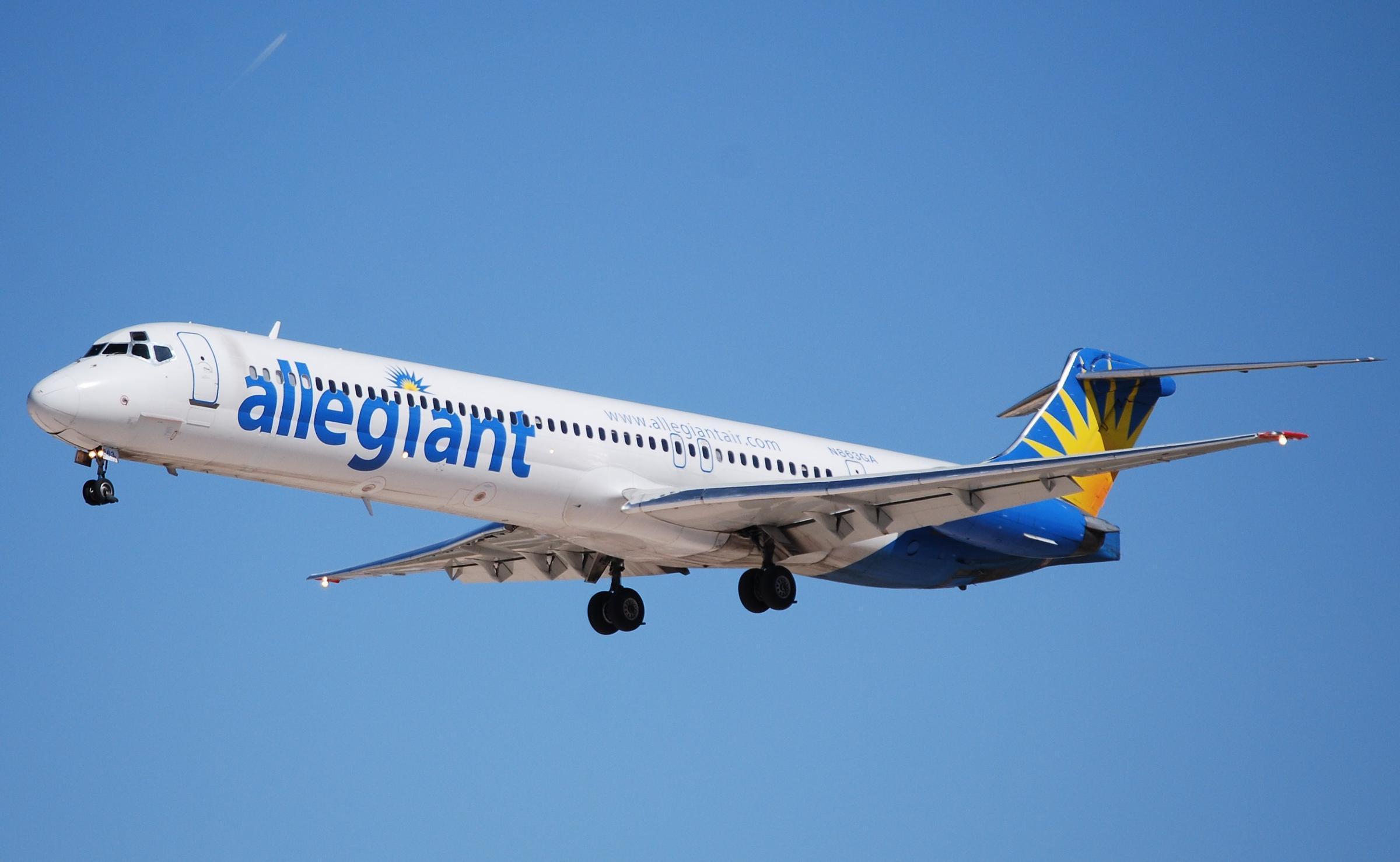 Allegiant Air Pulls Out Of Casper Ending Vegas Service