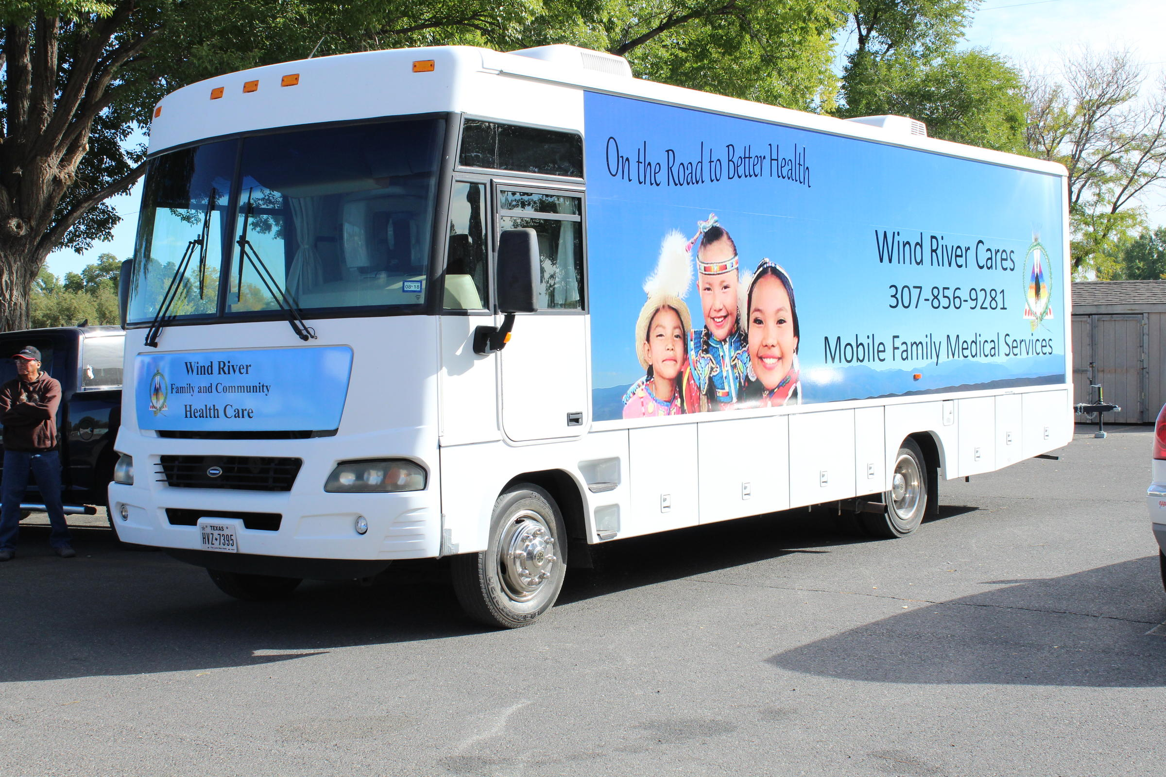 Dentist Office On Wheels Bringing Brighter Smiles To The Wind River Reservation
