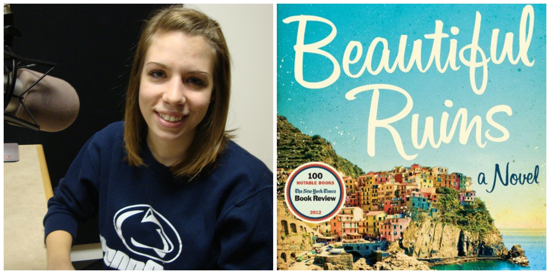 Beautiful Ruins Book Cover : Bookmark quot beautiful ruins by jess walter wpsu