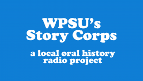 WPSU's StoryCorps graphic