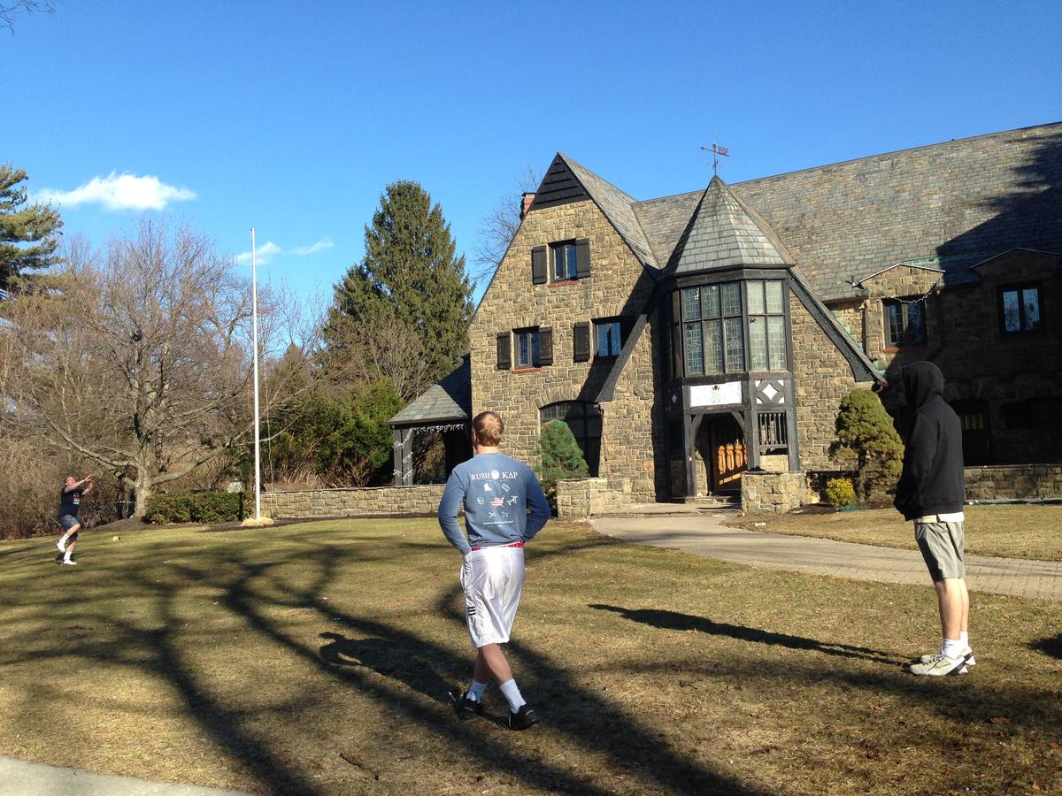 Penn State Suspends Fraternity for Posting Photos of Naked