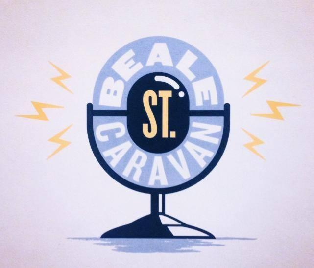 Beale St. Caravan logo
