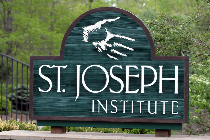 St. Joseph Institute sign