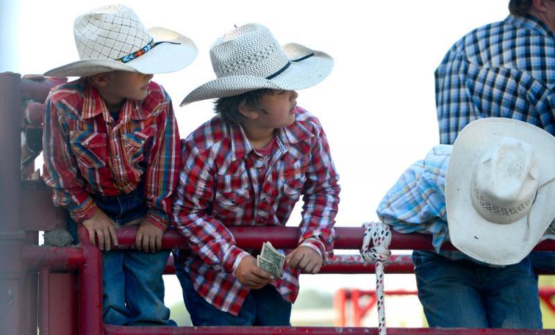 Rodeo boys