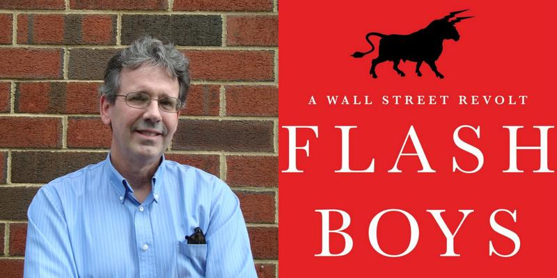 Flash Boys cover photo and reviewer