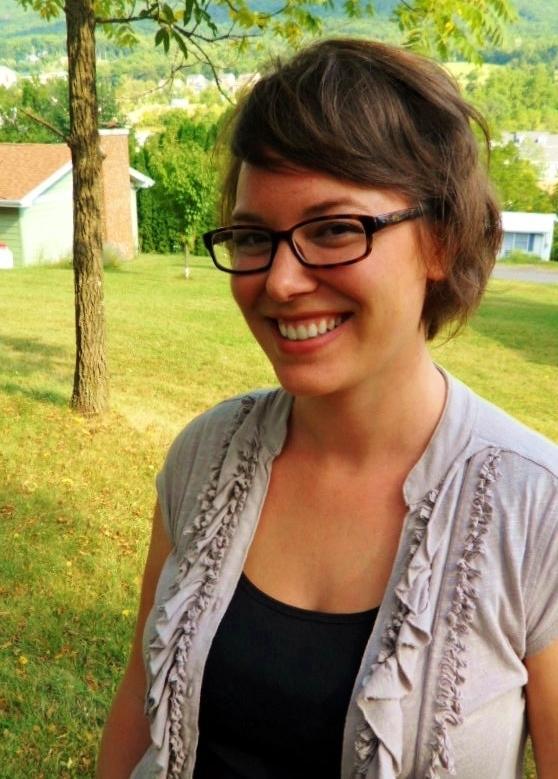 Certified Sex Educator, Megan Maas