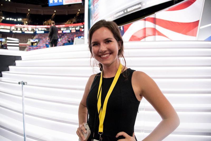 Emily Kohlman at RNC