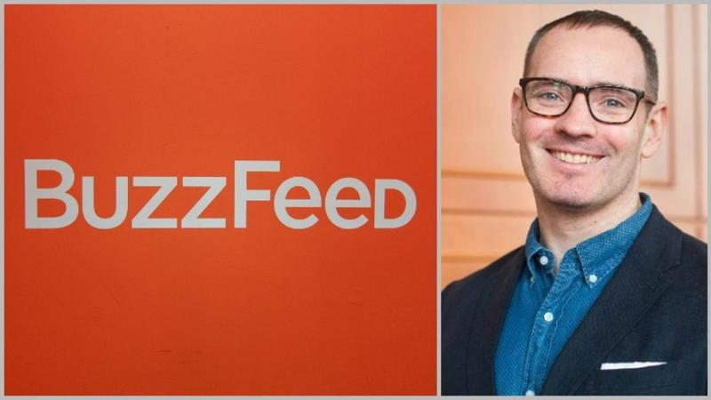Craig Silverman, media editor for BuzzFeed News