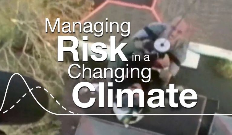 Managing Risk in a Changing Climate, produced by WPSU.