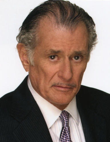 Longtime NPR sports commentator Frank Deford.