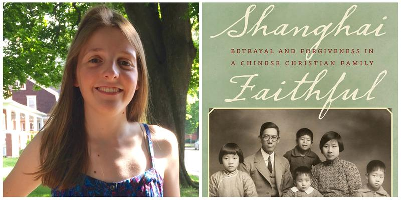"Katie DeFiore reviews ""Shanghai Faithful"" by Jennifer Lin."