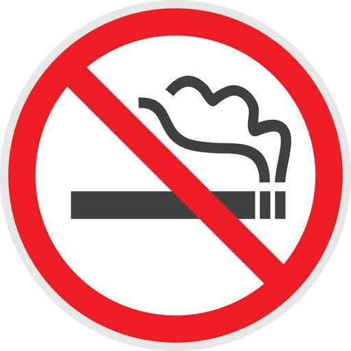No smoking symbol