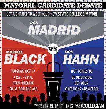 Debate flier