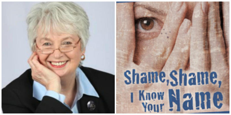 "Cheryl Bazzoui reviews ""Shame, Shame, I Know Your Name"" by Heather Harlen."