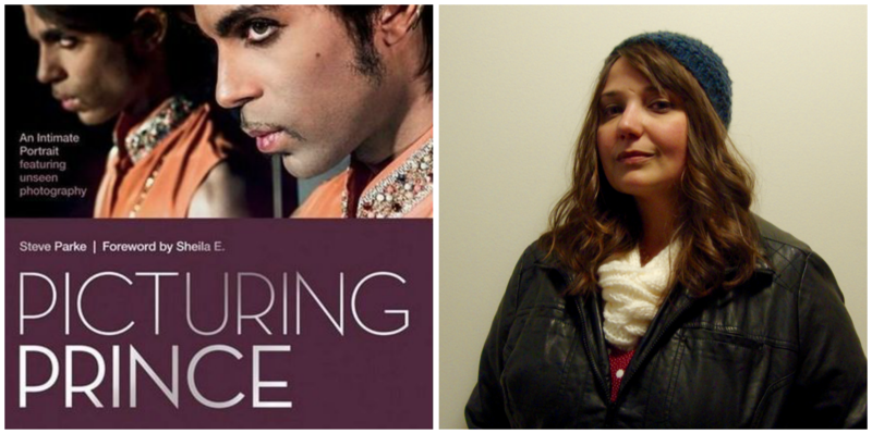 "Christie Clancy reviews ""Picturing Prince"" by Steve Parke."