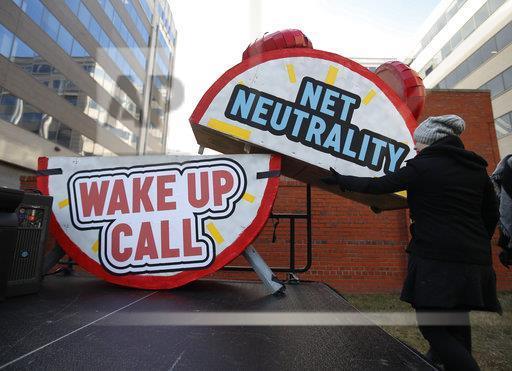 Net Neutrality 'Wake Up Call'