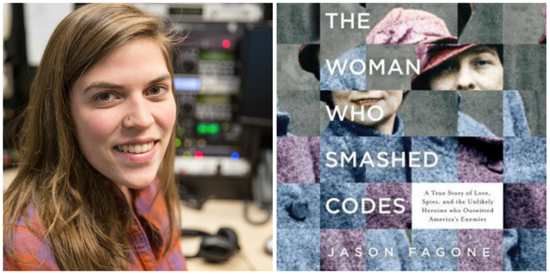 "Sarah Paez reviews ""The Woman Who Smashed Codes"" by Jason Fagone."