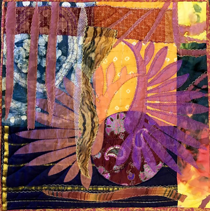 Tina Williams Brewer's quilt