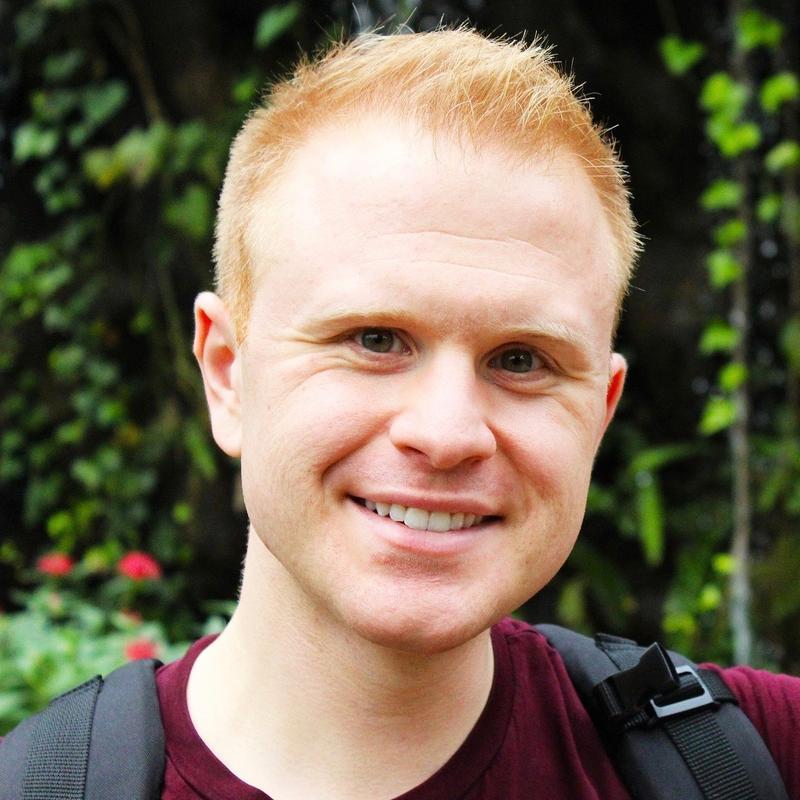 Essayist Jason Traverse.