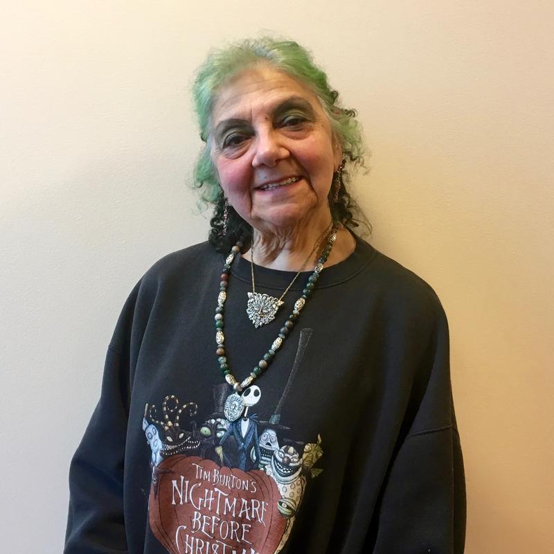 Essayist Pamela Apkarian-Russell.