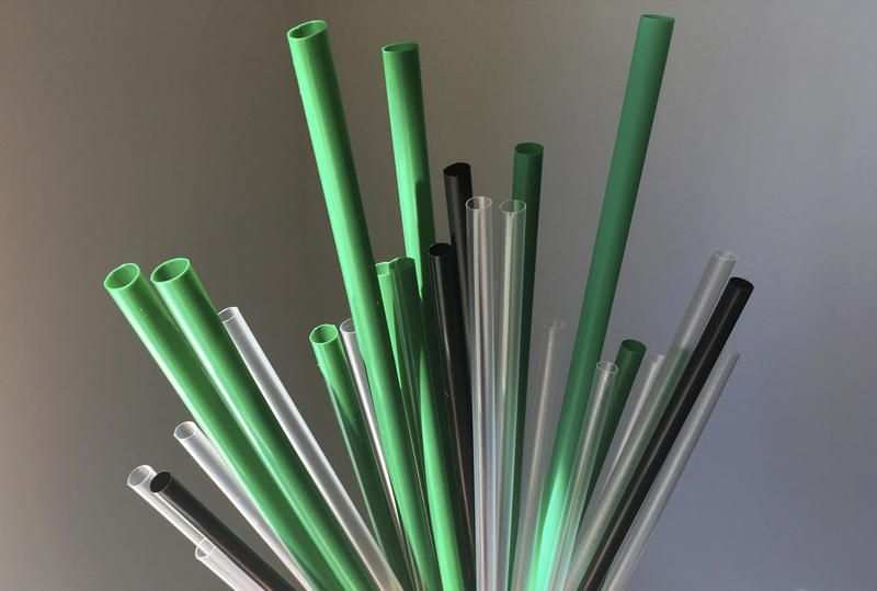 State College Area School District will no longer provide straws in cafeterias.