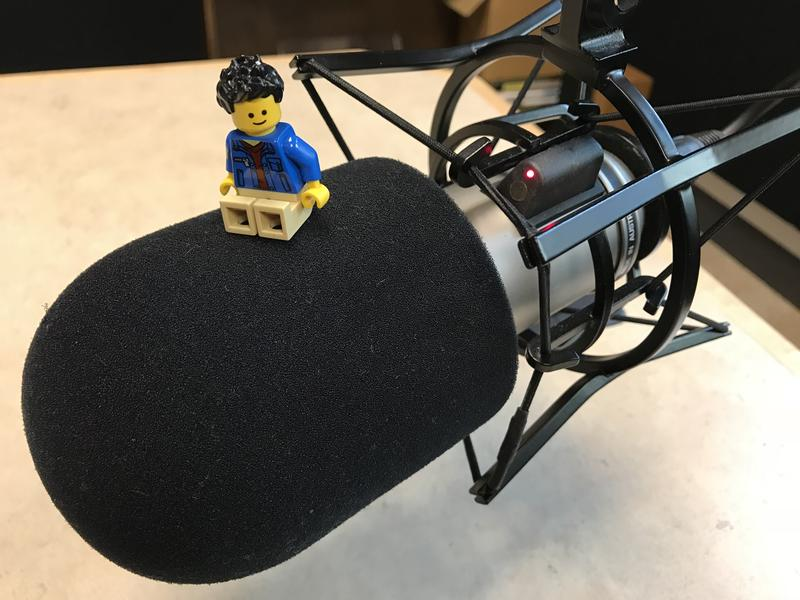 Lego Grad Student has become popular among grad students because he addresses the mental hardships that many of them deal with.
