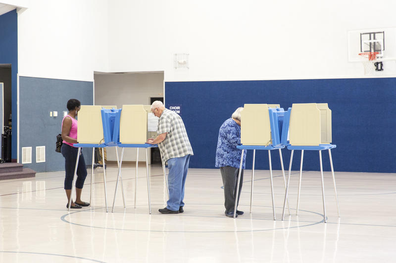 Although low turnout is generally expected for midterm primary elections, more voters in Blair County were motivated to go to the polls on Tuesday's primary in Pennsylvania because of how competitive some races are.
