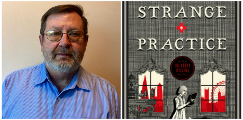"David Bross reviews ""Strange Practice"" by Vivian Shaw."