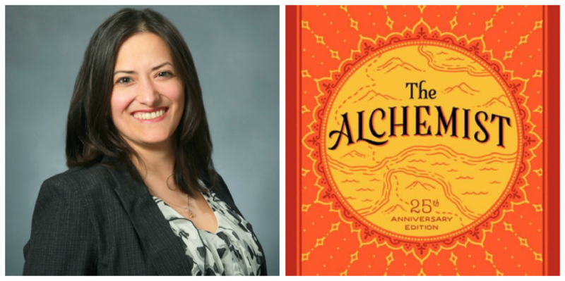 "Adison Godfrey reviewed ""The Alchemist"" by Paulo Coelho."