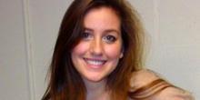 Essayist Brittany Russo.