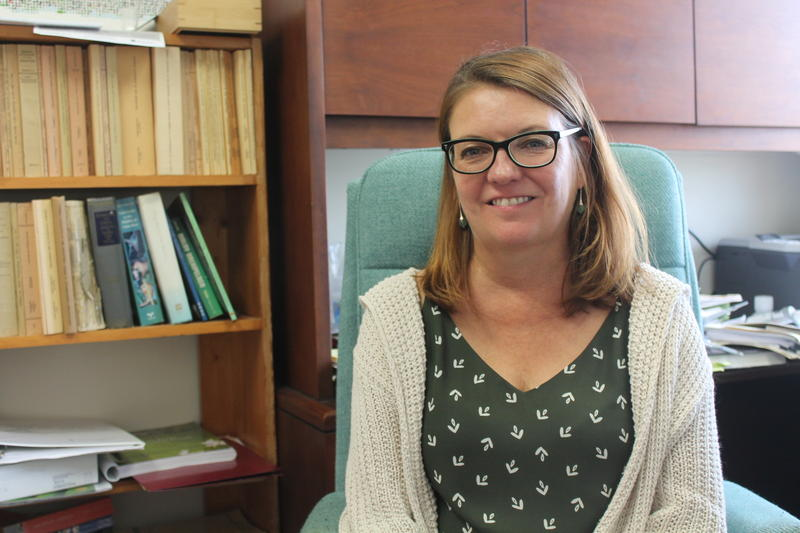 Julie Urban is a senior research associate in Penn State's Department of Entomology.