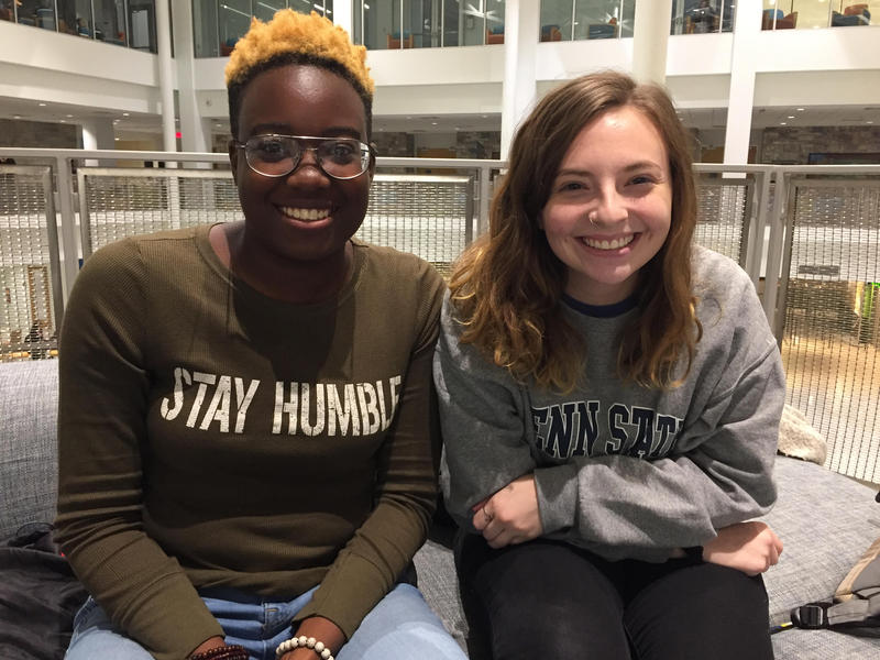 Desola Ayoola and Rachel Ferguson give their opinions on the upcoming elections.