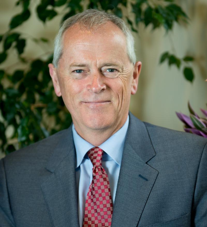 Penn State Provost Nick Jones