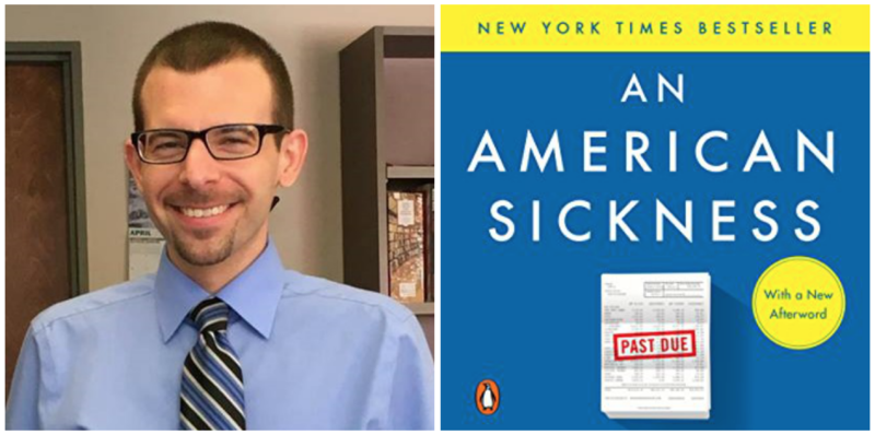 "Brady Clemens reviews ""An American Sickness"" by Elisabeth Rosenthal."