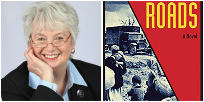 "Cheryl Bazzoui reviews ""Roads"" by Marina Antropow Cramer."