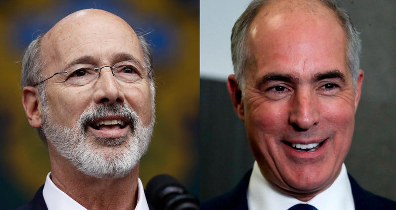 In Tuesday's midterm elections, incumbents including Gov. Tom Wolf, U.S. Senator Bob Casey and Congressmen Tom Marino and Glenn Thompson were reelected.