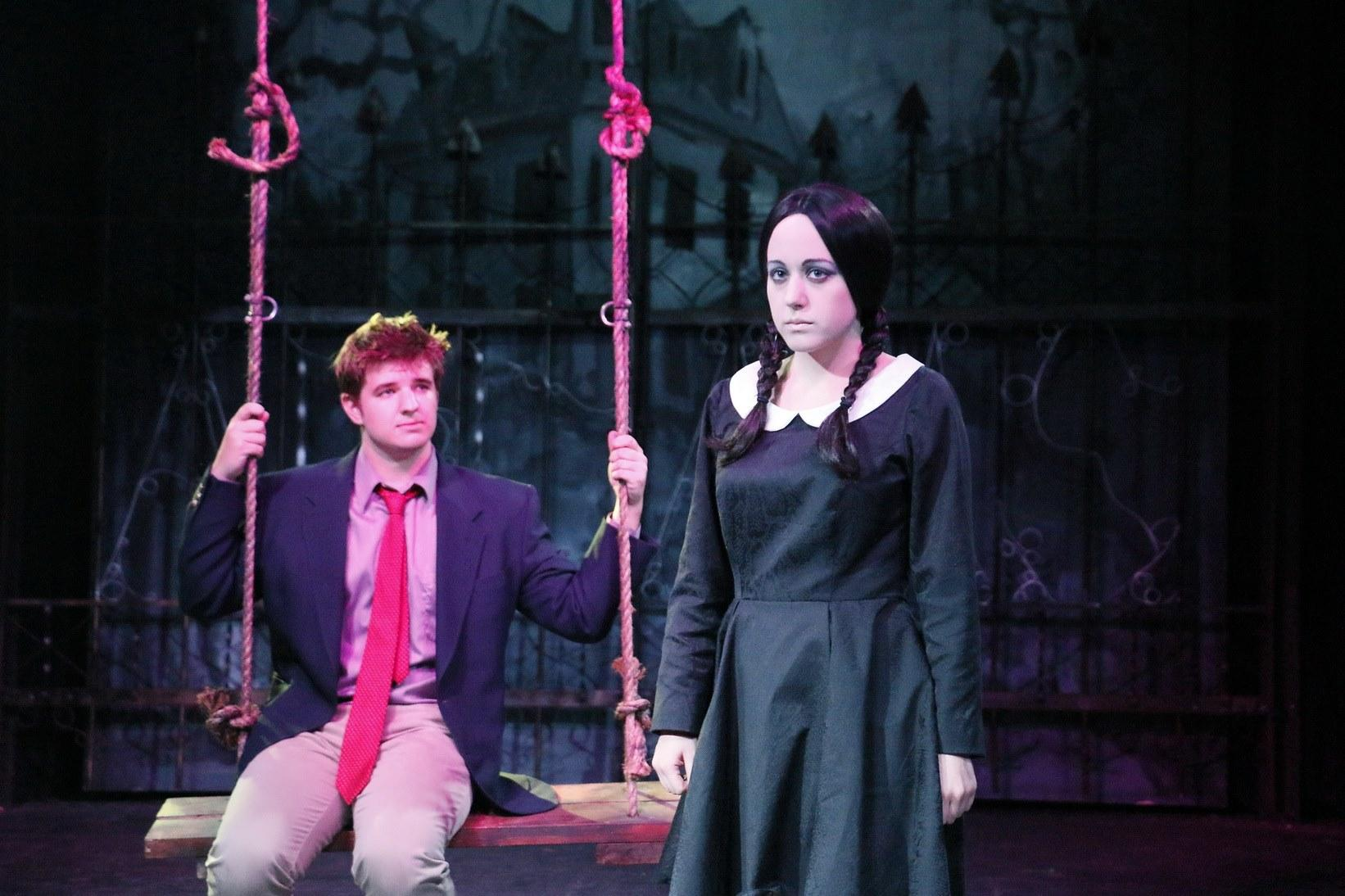 Addams family values wednesday boyfriend