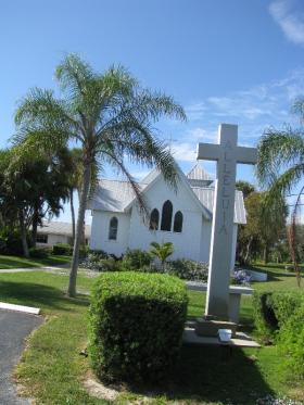 All-Saints Episcopal Church in Jensen Beach