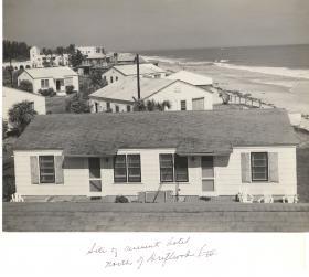 Taylor Town sat where Gloria Estefan's resort is now.