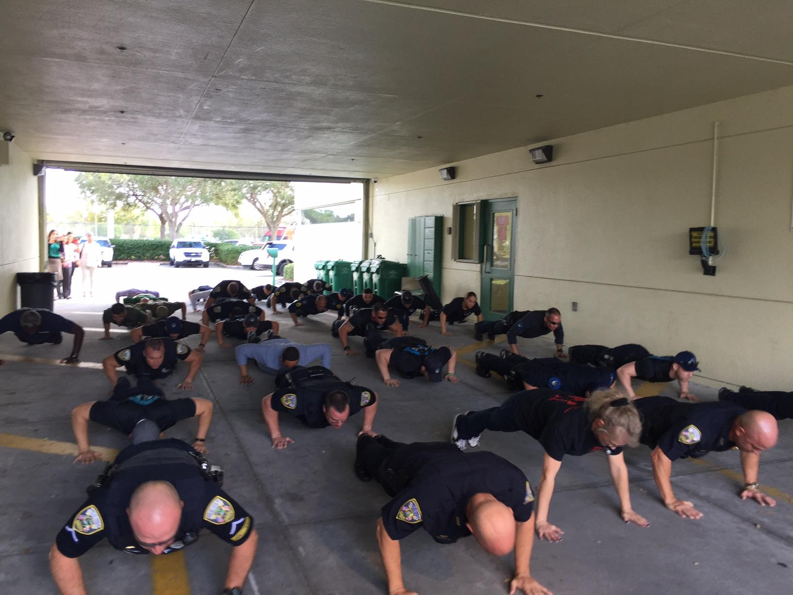 the project overwatch suicide prevention pushup challenge comes to the project overwatch suicide prevention pushup challenge comes to the treasure coast