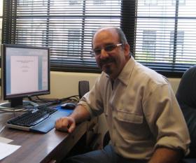 LSU Professor of Sociology Edward Shihadeh. (WRKF)