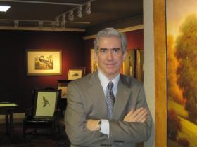 George Clark, President of Taylor Clark Gallery
