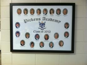 Pickens Academy Class of 2012