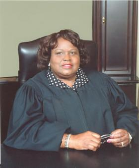 Louisiana Chief Justice Bernette J. Johnson