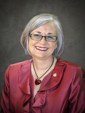 Coletta Barrett, VP of Mission