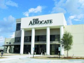 FILE: The Advocate's Production Facility on Reiger Road in Baton Rouge, La.