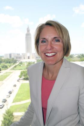Dept. of Health and Hospitals Secretary Kathy Kliebert