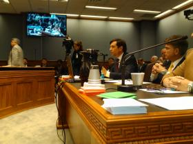 LABI president Stephen Waguespack testifies in favor of tort reform
